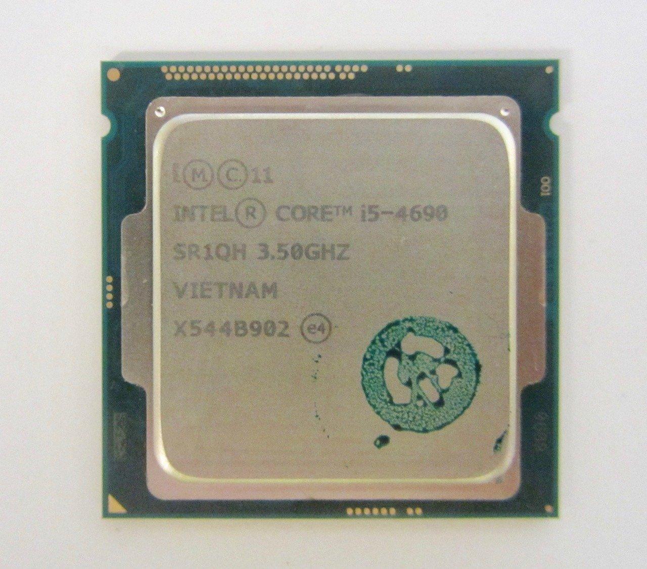 LGA1150 CPU Intel Core SR1QH i5-4690 3.50GHz 5GT//s 6MB Quad-Core 4th Gen