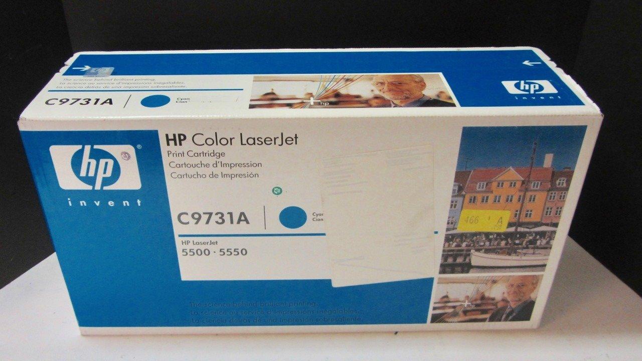 C9723A 641A Genuine Sealed HP Magenta Toner Cartridge LaserJet 4600 4650 4610 @